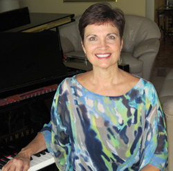 Vocal/Piano Instructor: Linda Jordan
