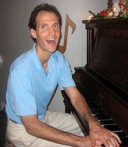 Steve Beherns Piano Teacher